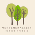 logo Medgeneracijski center Prebold