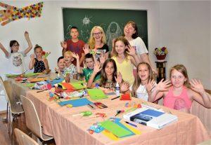 Otroške delavnice MCP